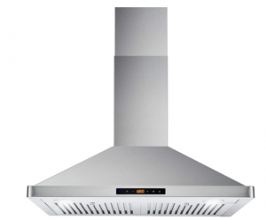 Cosmo 63175S 30 in. Wall Mount Range Hood with Ductless Convertible