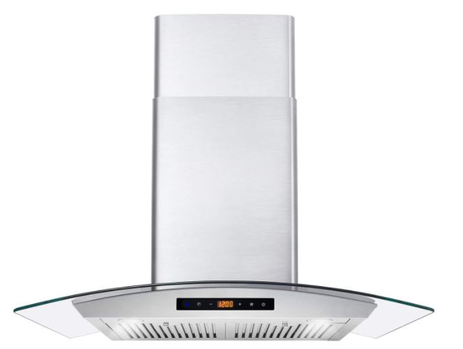 Cosmo COS-668AS750 30 in. Wall Mount Range Hood