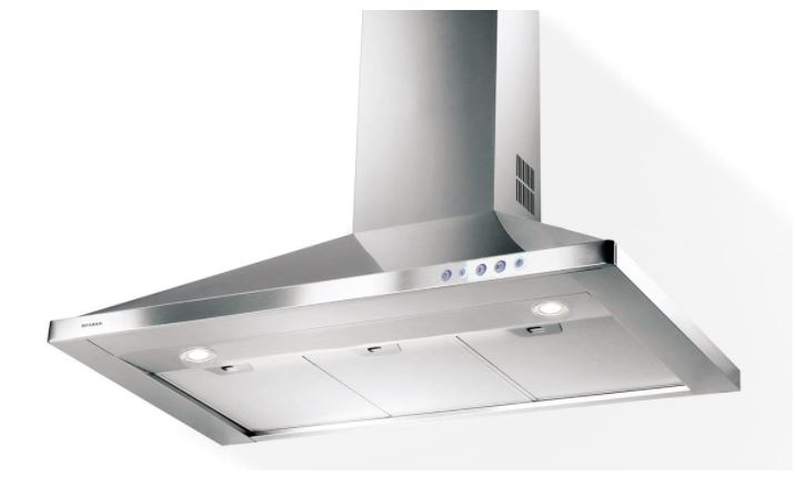 "Faber CLAS36SS Classica 36"" Wall Canopy Range Hood"